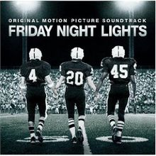 American football films - Friday night lights