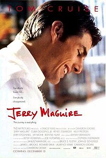 american football films - Jerry maguire