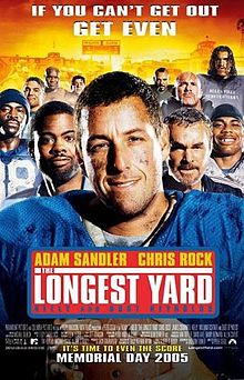 American football films - the longest yard