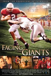Facing the giants - american football films