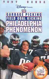 The Garbage Picking Field Goal Kicking Philadelphia Phenomenon - american football films