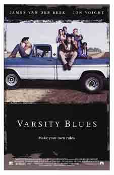 varsity blues - american football movies