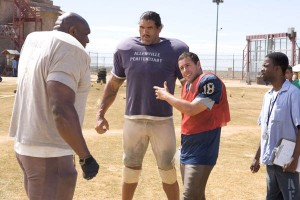 American football movies - The longest yard