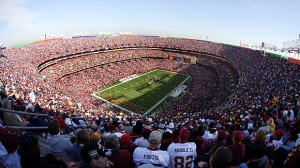 best nfl stadiums-FedEx Field