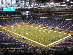 best nfl stadiums-Ford Field
