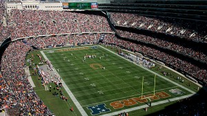 best nfl stadiums-soldiar field