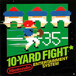 10_yard_fight - American football games