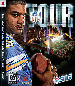 Nfltour - American football games