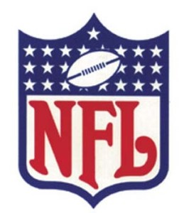 old nfl logo