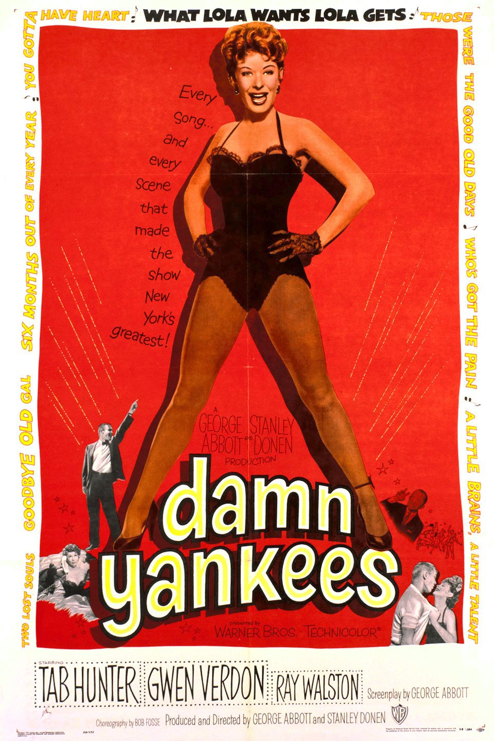 best baseball movies - damn yankees