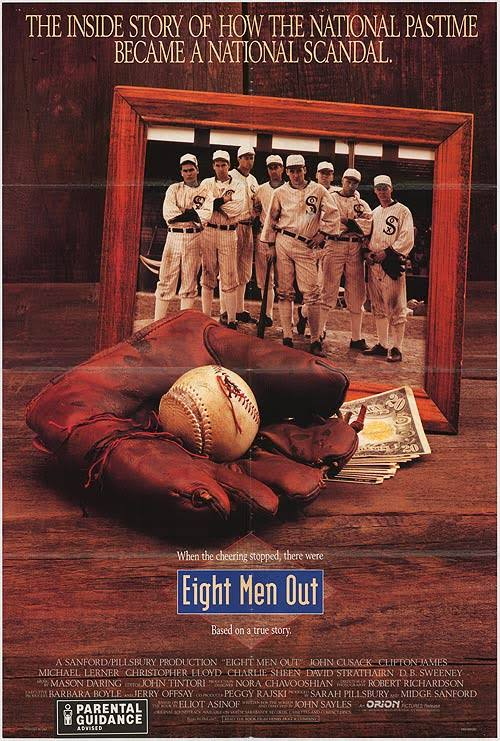 best baseball movies - eight man out