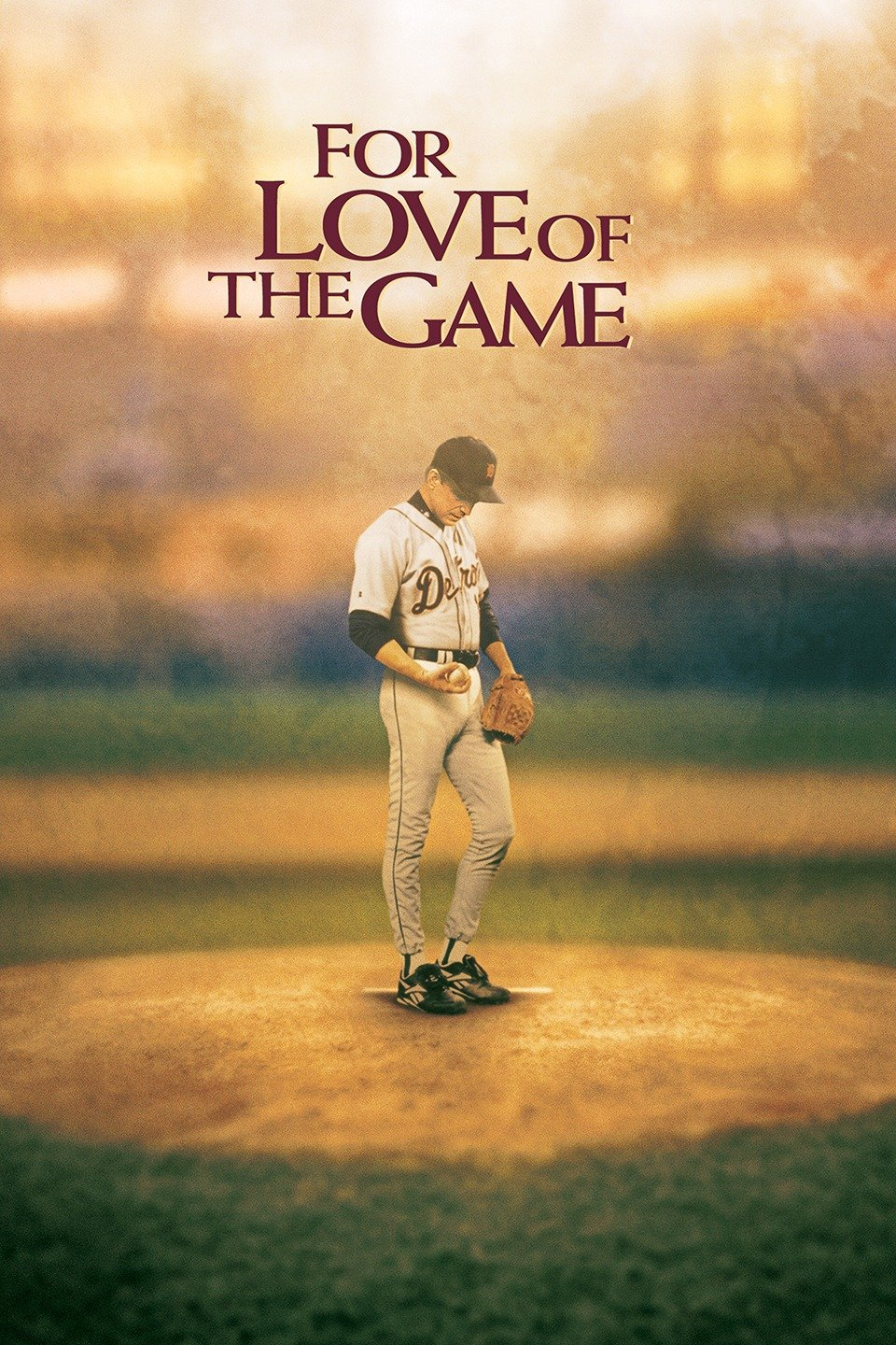 best baseball movies - for the love of the game