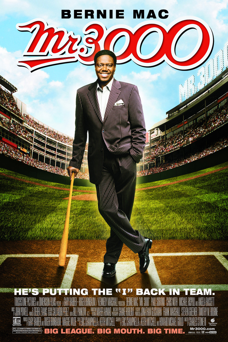 best baseball movies - mr 3000