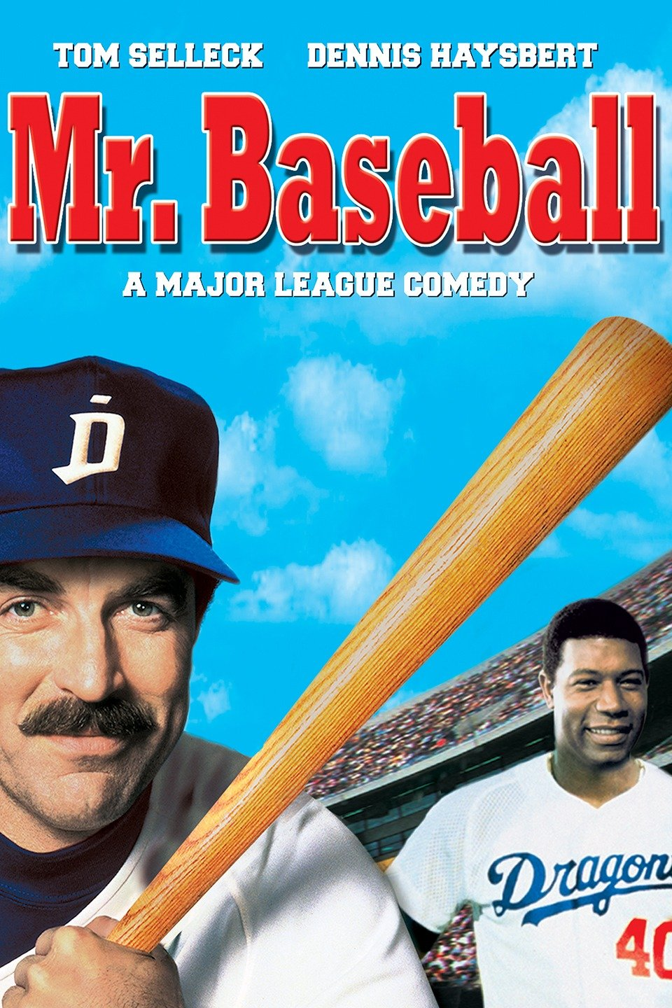 best baseball movies - mr baseball