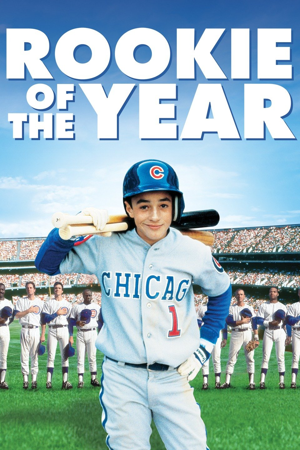 best baseball movies - rookie of the year