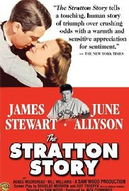 best baseball movies - stratton story