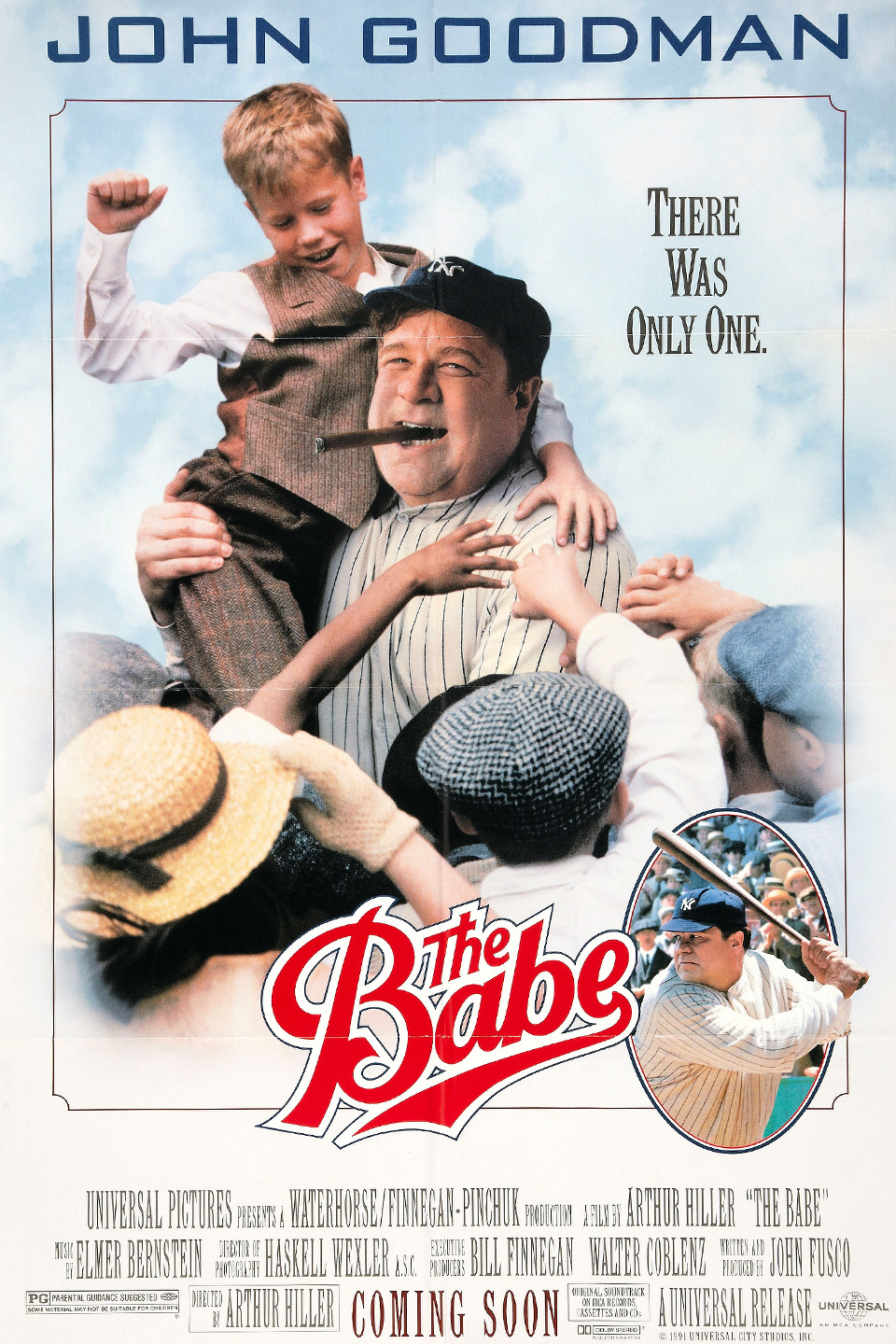 best baseball movies - the babe