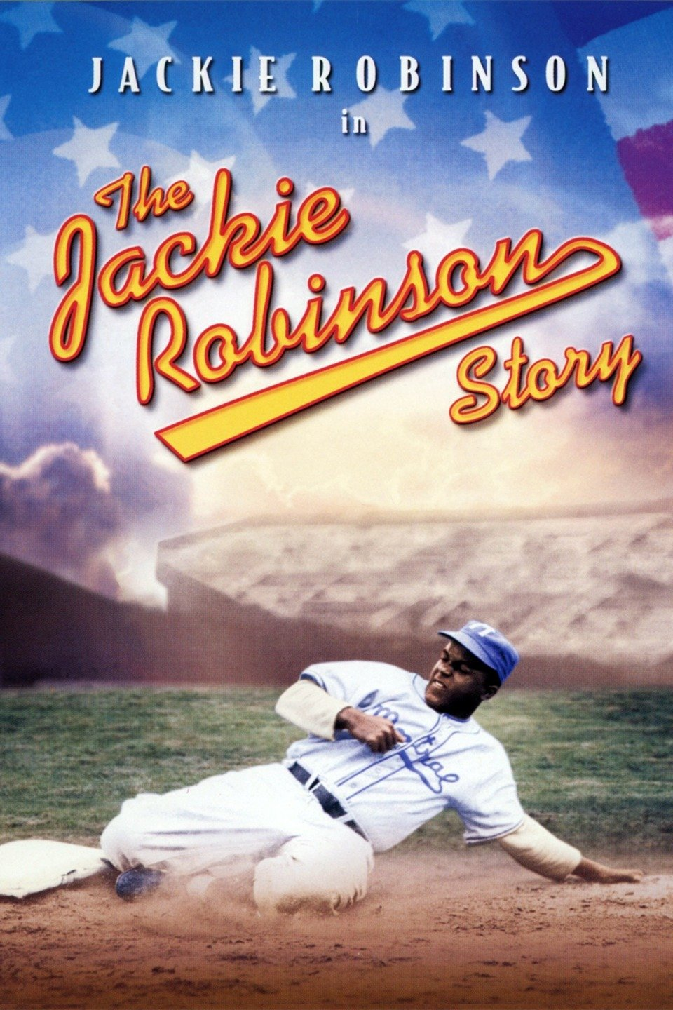 best baseball movies- the jackie robinson story