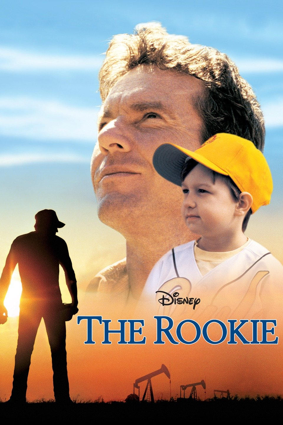 best baseball movies - the rookie