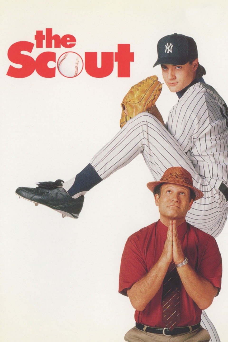 best baseball movies - the scout